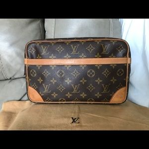🖤Louis Vuitton Compiegne Clutch 🖤🖤🖤🖤🖤🖤🖤🖤